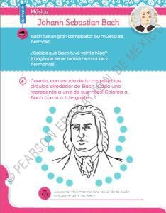 JS Bach -Pearson