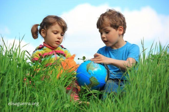 niños mundo