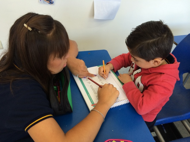 Cómo enseñar a escribir con el Método Filadelfia