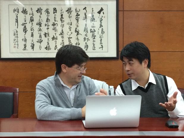 Ambientes de Aprendizaje en Asia: EduardoAndere