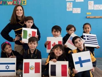 Diversity flags