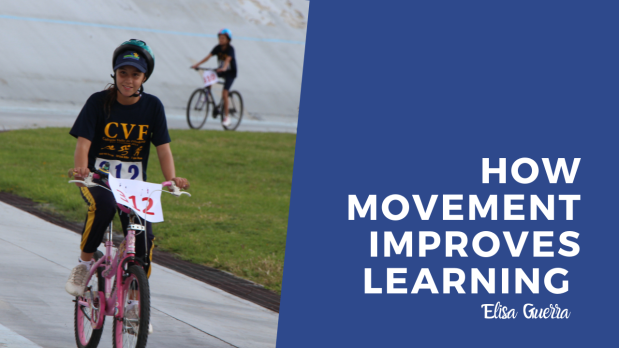How movement improveslearning